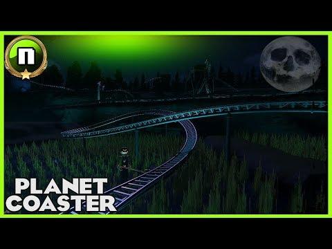 Mystery of Jefferson Reservoir! Halloween Contest Beginner Entry 02 #PlanetCoaster