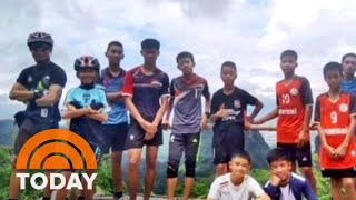 Rescued Thai Soccer Players Face Physical, Mental Challenges Ahead | TODAY