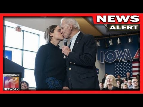 GROSS! Biden Goes TOO FAR With His Own GRANDDAUGHTER At Iowa Rally That'll Make You BARF