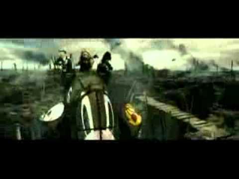 Björk   Army of me feat  Skunk Anansie www flvto com