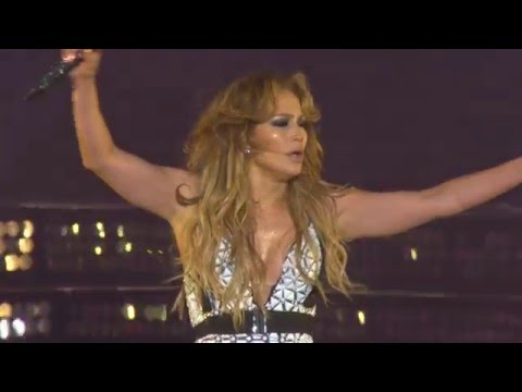 Jennifer Lopez - Love Don't Cost A Thing  MTV Live @ Mawazine 2015
