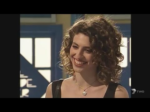 Claudia Black in Home and Away 1992