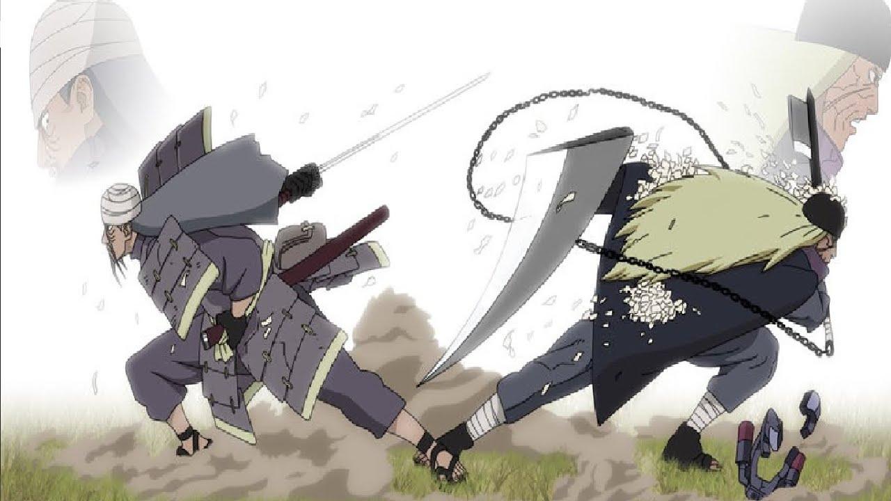 Hanzo of the Salamander in Naruto Shippuden Ultimate Ninja ...