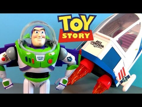 Download Youtube: Klip Kitz Toy Story How To Build Spaceship With Buzz Lightyear Disney Pixar To Infinity and Beyond