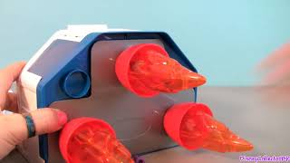 Klip Kitz Toy Story How To Build Spaceship With Buzz Lightyear Disney Pixar To Infinity and Beyond