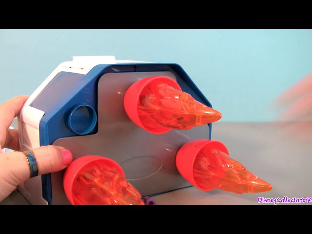 Klip Kitz Toy Story How To Build Spaceship With Buzz Lightyear Disney Pixar  To Infinity And Beyond   Clip.FAIL