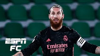 Sergio Ramos Out?! Erling Haaland In?! How Do Real Madrid Solve Their Current Problems?   ESPN FC