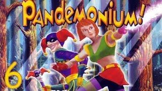 Pandemonium! (PC) Walkthrough part 6 - Level 9 (99%) and Level 10 (91%)