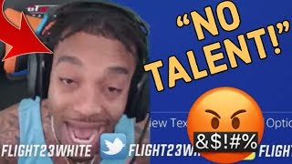 FlightReacts SNAPS & COMPLETELY LOSES His MIND During TROYDANS $1000 NBA 2K19 2v2 Tournament😭(RAGE)