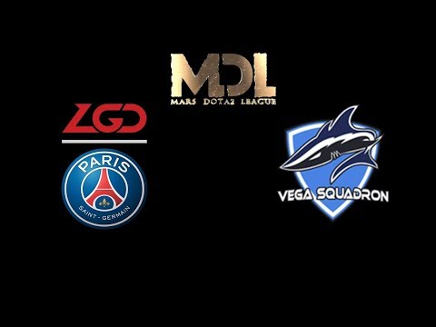 PSG.LGD vs Vega MDL Changsha Highlights Dota 2