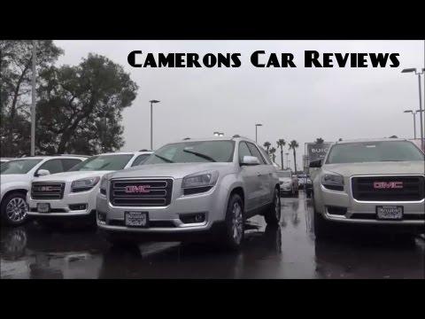 2016 GMC Acadia Review   Camerons Car Reviews