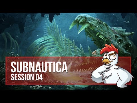 Subnautica Session 04 ~ If I had a nickel for everytime...