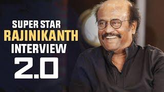 Super Star Rajinikanth Interview about Robot 2.0 Movie | NVR Cinema