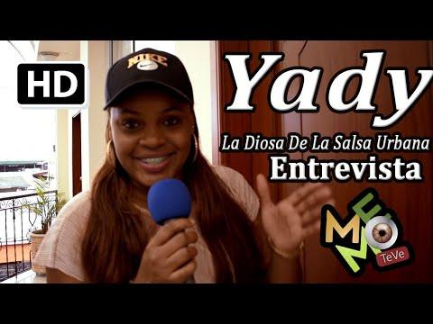 Yady  La Diosa De La Salsa Urbana  Conócela  Entrevista Exclusiva  Memo TeVe