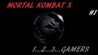 MORTAL KOMBAT X #1 LE CAPRIOLE IN ARIA