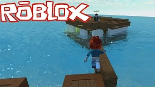 MY BOAT CAN'T SINK!? -ROBLOX