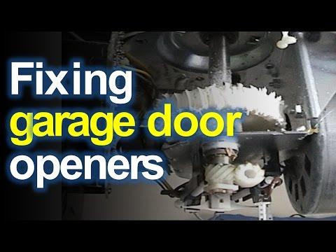 Craftsman Garage Door Opener Repair
