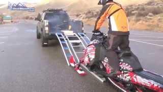 RevArc Snowmobile Ramp - Information