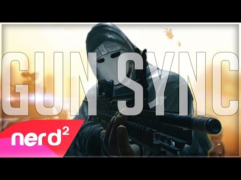 Rainbow Six Siege Song  Rainbows In The Dark  GUN SYNC  TheJabberTurtle #NerdOut!