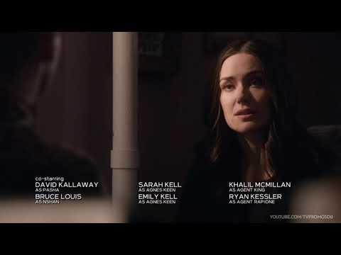 Черный список 7 сезон 11 серия промо, дата выхода