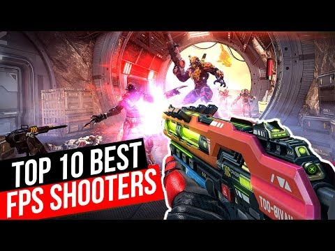 Top 10 New FPS Games For Mobile