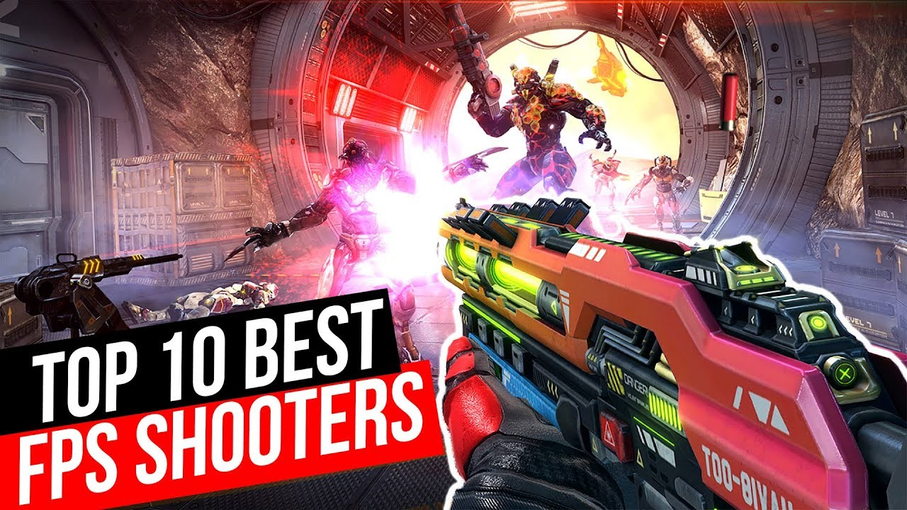 Top Fps Games 2020.Top 10 New Fps Games For Mobile