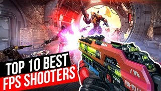 Top 10 New FṖS games for mobile