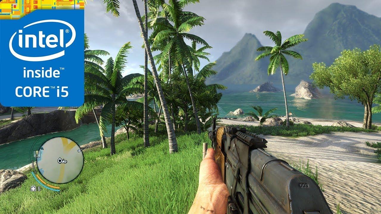 Far Cry 3 Gameplay Intel Hd 520 I5 6200u 8gb Ram Youtube