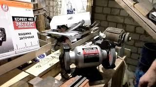 точильно-шлифовальный станок Enkor Korvet Expert 482 обзор