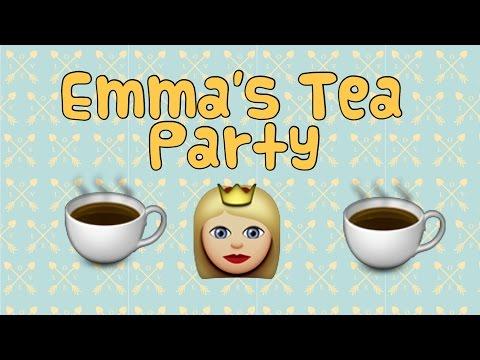 Emma's Tea Party