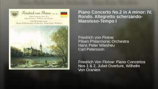Piano Concerto No.2 in A minor: IV. Rondo. Allegretto scherzando-Maestoso-Tempo I