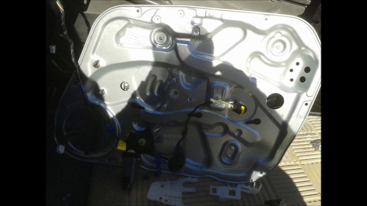 Desmontar Tirador Puerta Hyundai I30 Youtube