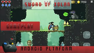 Sword of Xolan - Android [Gameplay]