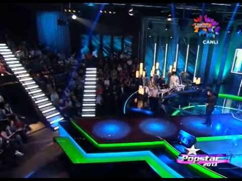 Popstar 2013 1. HAFTA Mesut - Yanmış Bir Yürek Var
