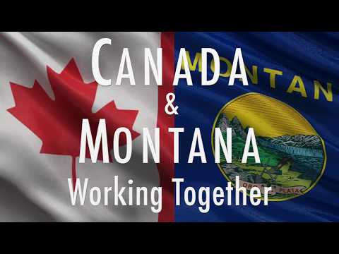 Canada & Montana Trade in 82 Seconds
