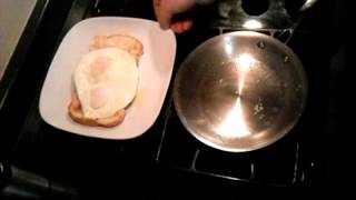 Eggs in a Stainless Steel Pan without sticking ?