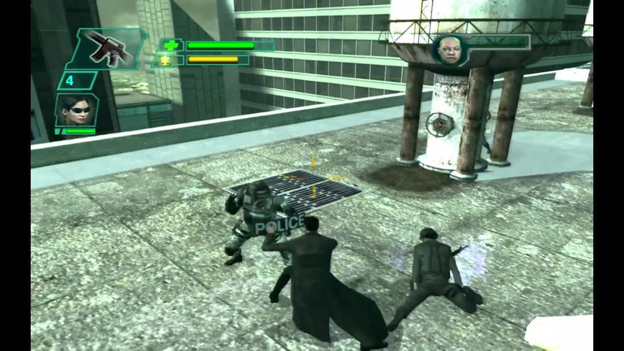 Matrix, The: Path of Neo Download (2005 Arcade action Game)