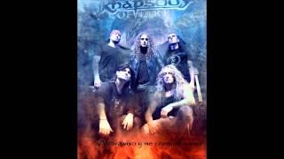 Rhapsody of Fire - Il canto del vento ( letra traducida)