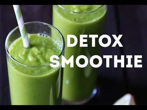 10 Day Detox Diet Recipes - Dr Mark Hyman Detox Smoothie