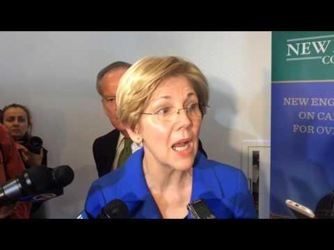 WATCH: Elizabeth Warren on Single Payer Health Care