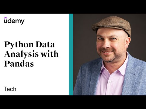 Python Data Analysis with Pandas in 10 Minutes   Udemy Instructor, Frank Kane