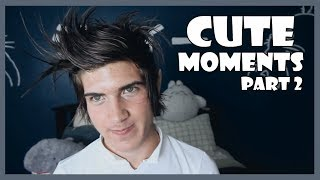 Joey Graceffa's CUTE MOMENTS! (Part 2)
