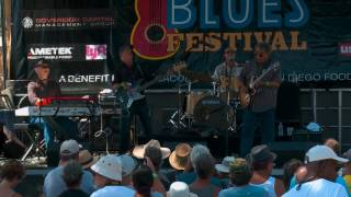 Chris Cain Tribute to BB King    San Diego Blues Fest 2016
