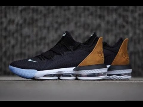 Nike Lebron 16 Low Soundtrack Sneaker Detailed Look Review KingJames NBA  Sneakerhead