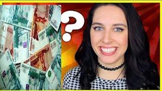 Шок! Катя Клэп и её бешеные доходы!