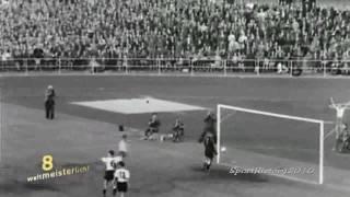 Fussball WM - Skandale [3] Schlacht von Göteborg 1958