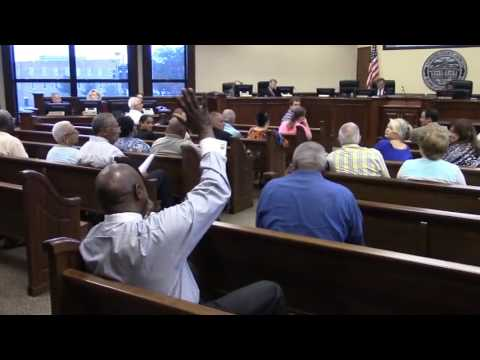 Recognitions (continued) - Valdosta City Councilman Alvin Payton