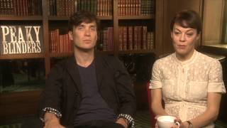 Video Bazaar interviews Cillian Murphy and Helen McCrory for Peaky Blinders 2 download MP3, 3GP, MP4, WEBM, AVI, FLV Agustus 2017