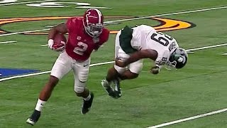 """College Football """"Get Off Me"""" Moments"""