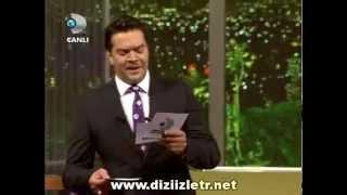 Interview Murat Yıldırım  in Beyaz Show 25\ 5\ 2012 (part 1)